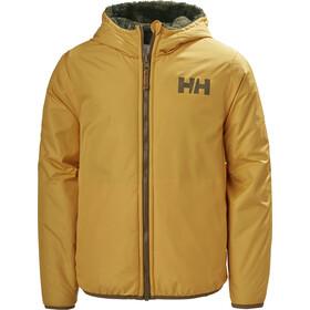 Helly Hansen Champ Vendbar jakke Børn, gul
